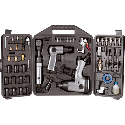 Northern Industrial Tools Air Tool Kit - 50-Pc. Set