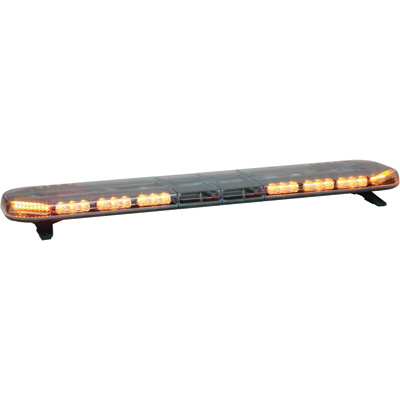 """FREE SHIPPING - Whelen Engineering Justice Lightbar - 50in.L, Model# JE8SP3A"""