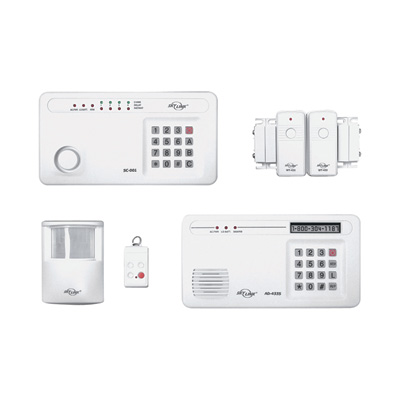"""Skylink Deluxe Wireless Security System with Emergency Dialer, Model# SC1000"""