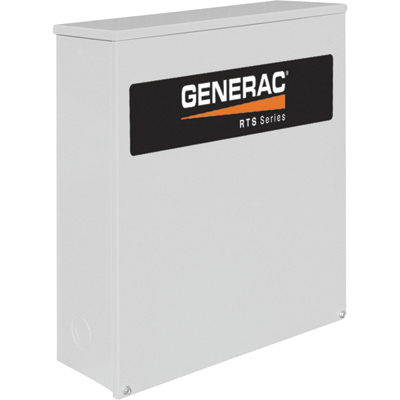FREE SHIPPING — Generac RTS Automatic Generator Transfer Switch — 100 Amp, 120/208 Volts, 3 Phase, Type N, Model# RTSN100G3
