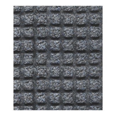 NoTrax Guzzler Floor Matting — 4ft. x 6ft., Slate Blue, Model# 166S0046BU