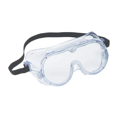 3M Chemical Splash/Impact Goggle — Clear Lens, Model# 91252-80025