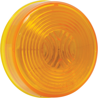 """Blazer Round Sealed Light - Amber, 2 in. Dia., Model# B838A"""