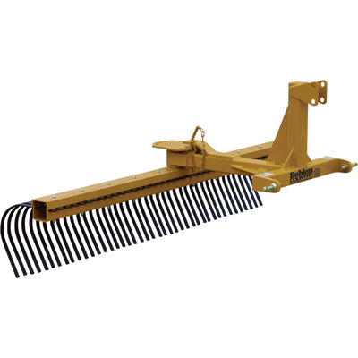 HawkLine by Behlen Country Landscape Rake - Category 1, 8-Ft. Working Width, Model# RR96HD