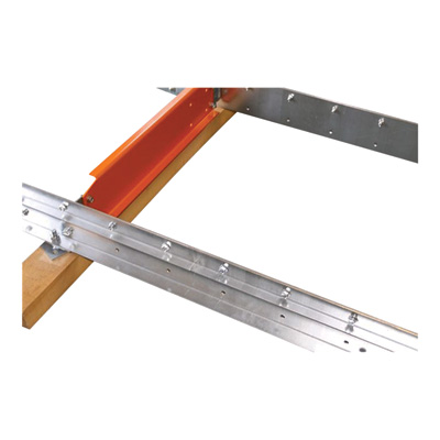 """LumberLite 4-Ft. Bed Extension for LumberMate LM29 Sawmills, Model# ML26 & LM29"""