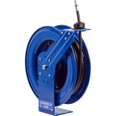 Coxreels Oil Hose Reel — 3/8in. x 50ft. Hose, 3000 PSI, Model# MP-N-350