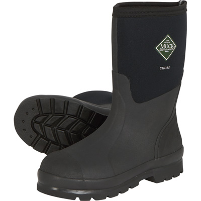 Muck Men's Chore All Conditions 12in. Work Boots