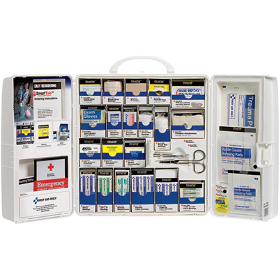 First Aid Only General Business First Aid Cabinet — Large, 1000-FAE-0103