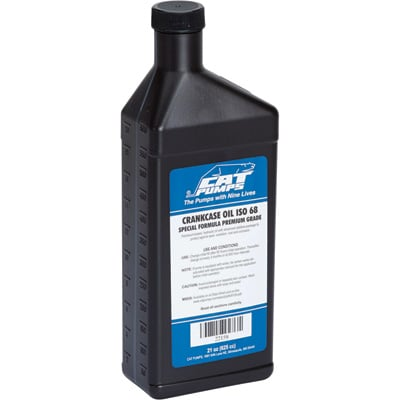 Pressure Washer Pump Oil, 32 Oz  | Northern Tool + Equipment