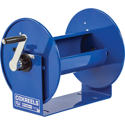 """Coxreels Steel Pressure Washer Hose Reel - 4,000 PSI, 150ft. x 3/8in. Capacity"""