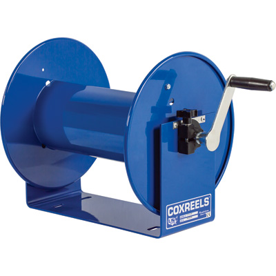 Coxreels Compact Hand Crank Hose Reel — Holds 3/8in. x 50ft. Hose, Model# 112-3-50