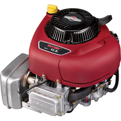 Briggs & Stratton Intek Vertical OHV Engine - 344cc, 1in. x 3 5/32in. Shaft, Model# 219902-3015-G5