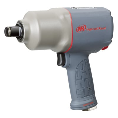 """Ingersoll Rand Composite Air Impact Wrench - 3/4in. Drive, 8.5 CFM, 1350 Ft.-Lbs. Torque, Model 2145QiMAX"""