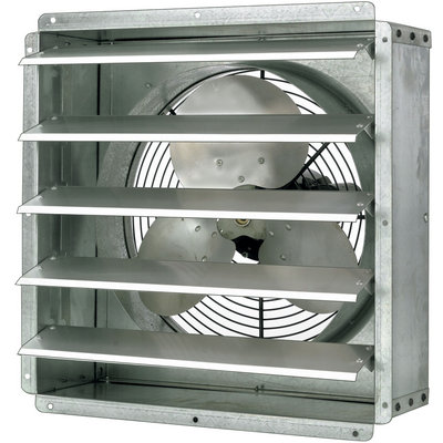 """Triangle Fans Direct-Drive General-Purpose Exhaust Fan - 16in., 1/4 HP, 2,600 CFM, Model# GPX1611"""