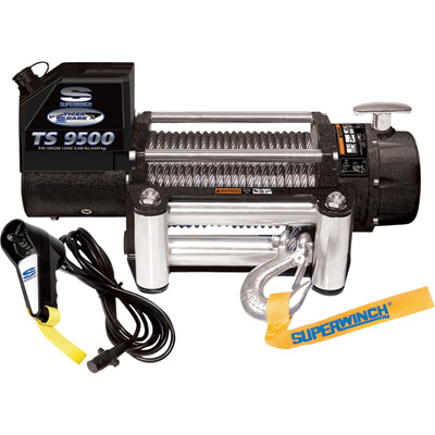 8,000 - 11,900 Lb. Capacity Winches