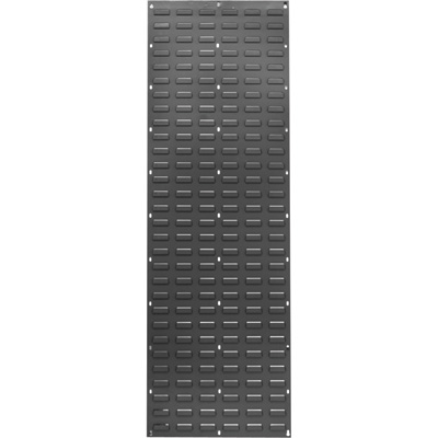 """Quantum Storage Louvered Panel - 18in.W x 61in.H, Model# QLP-1861"""
