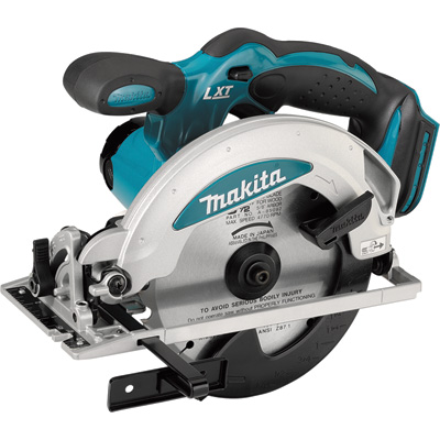 """FREE SHIPPING - Makita 18V LXT 6 1/2in. Circular Saw - Tool Only, Model# BSS610Z"""