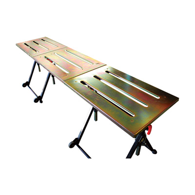 Strong Hand Tools Nomad Expanded Welding Table, Model# TS3020K3