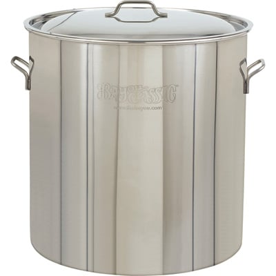 """Bayou Stainless Stockpot - 82-Qt. Capacity, Model# 1082"""
