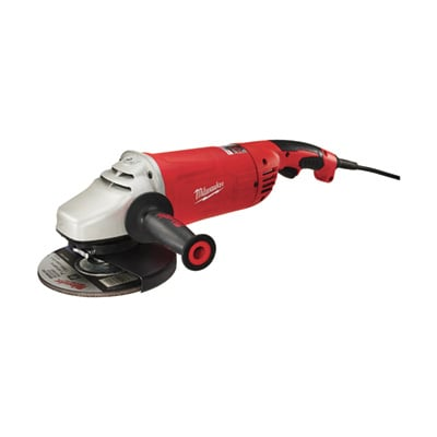 FREE SHIPPING — Milwaukee Large Angle Grinder — 7in./9in., 15 Amp, Model# 6088-31
