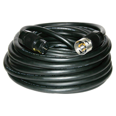 CEP Transition Cord — 50 Amps, 125/250 Volts, 100Ft.L, Model# 6400S