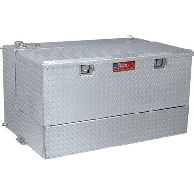 """RDS Fuel Transfer Tank/Toolbox Combo - 75 Gallon, Model# 72537"""