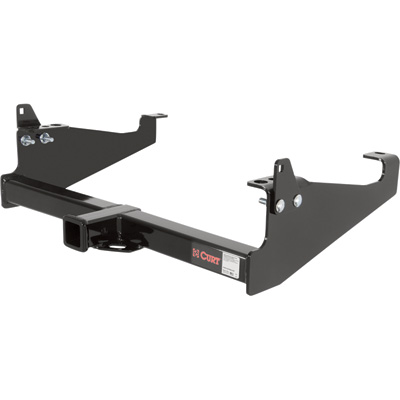 FREE SHIPPING — Curt Custom Fit Class IV Receiver Hitch - Fits 1999–2016 Ford F-450 with 34in. Frame, Model# 14048