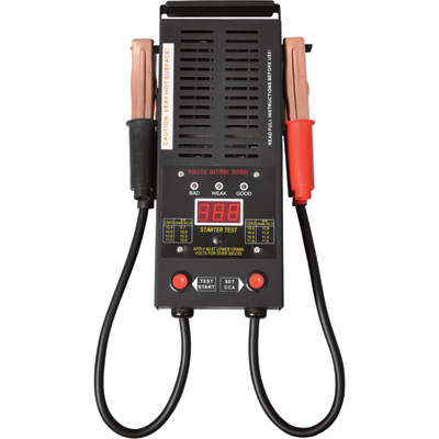 Ironton Battery Load Tester - 125 Amps