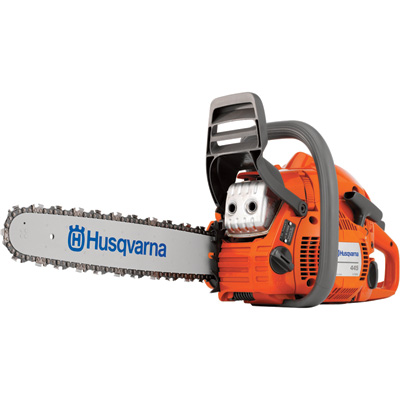 Husqvarna Reconditioned General Needs Chain Saw - 46cc, 18in. Bar, 3/8in. Pitch, Model# 445 18'