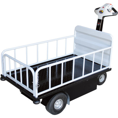 Powered Platform Trucks