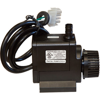 """Portacool Cyclone Replacement Pump - Fits Portacool Cyclone 2000 and 3000 Evaporative Coolers, Model# PUMP-CYC-3"""