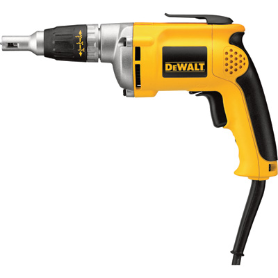"""FREE SHIPPING - DEWALT Heavy-Duty VSR Drywall Screwdriver with 150ft. Cordset - 6.3 Amps, Model# DW272W"""