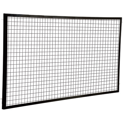 Vestil Adjustable Perimeter Guard Panel — 48in.H x 96in.W, Model# APG-M-48