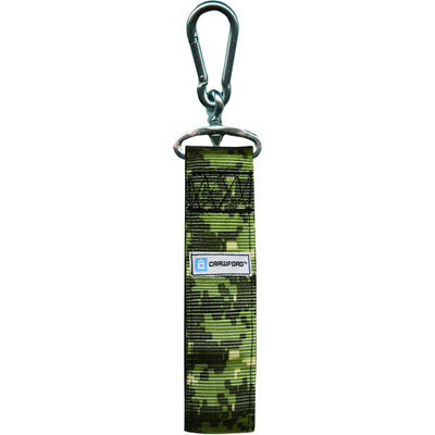 Crawford 36in. Gear Strap — Camo, Model# GSCL