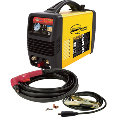 """Northern Industrial Welders Plasma 275 115V Inverter-based Plasma Cutter - Factory Reconditioned, 20 Amp Output"""