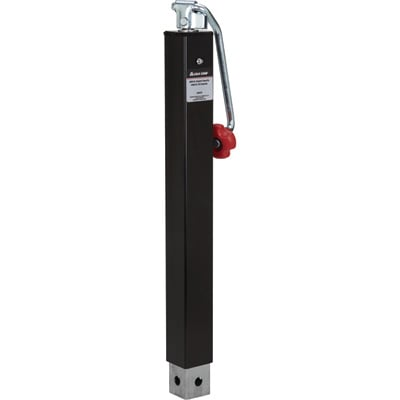 Ultra-Tow Weld-On Topwind Trailer Jack — 3000-Lb. Lift Capacity