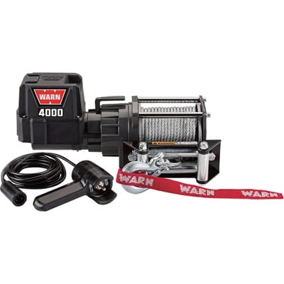 3,000 - 4,900 Lb. Capacity Winches
