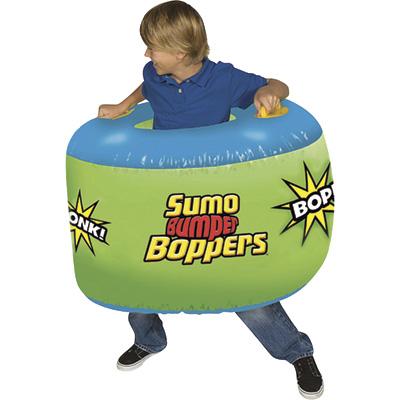 Inflatable Body Bumper Bopper Toy