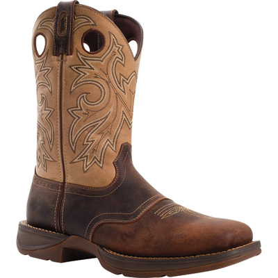 Durango Men's Rebel 11in. Saddle-Up Western Boot - Size 9 Wide, Model# DB 4442
