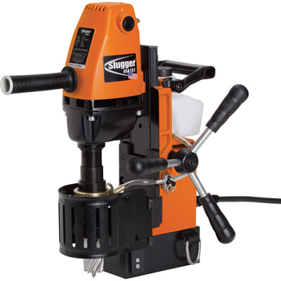 FREE SHIPPING — Fein Slugger Electric Magnetic Drill Press — 1 1/2in. Dia. Drill Capacity, 11.5 Amp, 1.7 HP, Model# USA 101