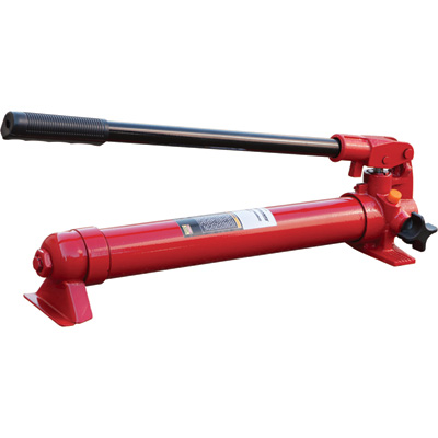 FREE SHIPPING — Strongway Hydraulic Ram Pump — 10-Ton Capacity