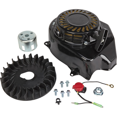 Ironton Replacement Recoil Kit for Item# 45751, Ironton 208cc OHV Horizontal Engine