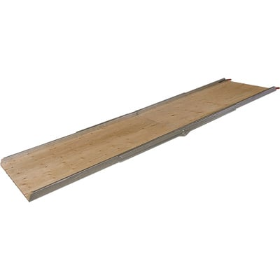 West Build-Your-Own Utility Ramp Kit — 600-Lb. Capacity, 12ft.L, Model# 1244
