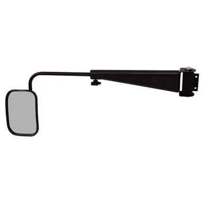 K&M Extendable Mirrors — fits CIH Magnum 7100 and 7200 Series Tractors