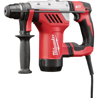 FREE SHIPPING — Milwaukee 1 1/8in. SDS Plus Rotary Hammer Kit — 3.6 Ft.-Lbs. Impact Energy, Model# 5268-21
