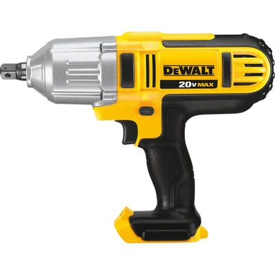 FREE SHIPPING — DEWALT 20V MAX Cordless Impact Wrench with Detent Pin — 1/2in. Drive, 400 Ft.-Lbs. Torque, Tool Only, Model# DCF889B