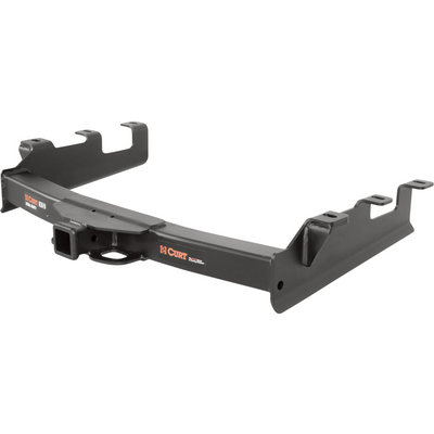 FREE SHIPPING — Curt Custom Fit Class V Receiver Hitch — Fits 2001–2010 GMC Sierra 3500 Short Bed, Model# 15302