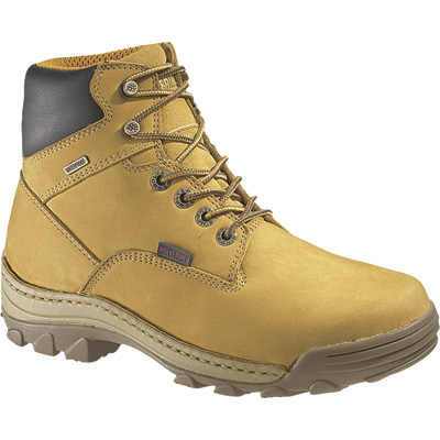 Wolverine Dublin Waterproof Insulated 6in. Boots — Wheat, Size 9 EEEE, Model# W04780
