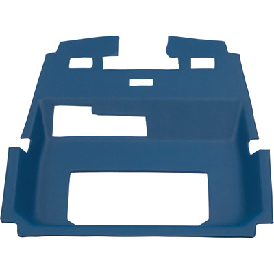 K & M Pre-Cut Cab Foam Headliner Kit — For Ford-New Holland Tractors, Model# 4519