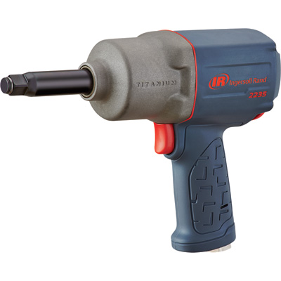 Ingersoll Rand Air Impactool with 2in. Anvil — 1/2in. Drive, 6 CFM, 1,350 Ft.-Lbs. Torque, Model# 2235TiMax-2